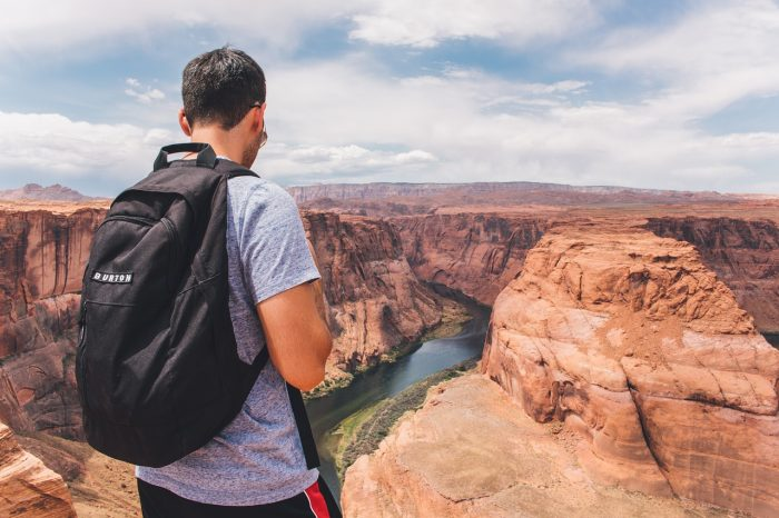 6 of the best hiking destinations in the US.